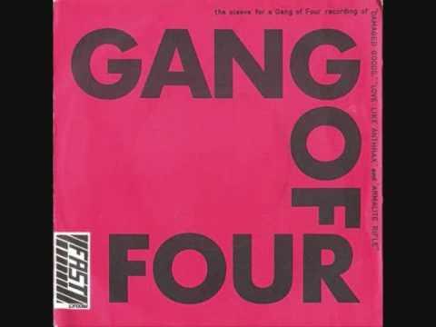 Tekst piosenki Gang of Four - Armalite Rifle po polsku