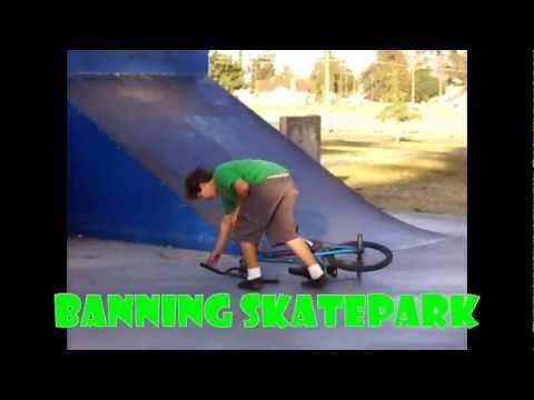 Banning skatepark