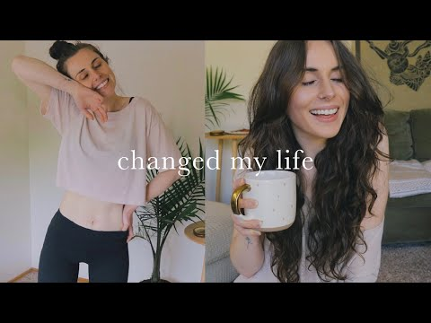5 Healthy Habits That CHANGED MY LIFE (simple And Mindful Routines)