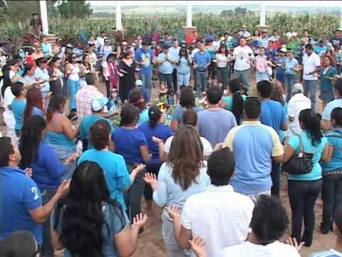Ceremonia Foco Angelus Tonal 25-09-11 - pte 3