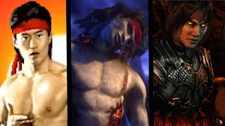 Video Liu Kang: Evolution (1992-2016) Update MP3, 3GP, MP4, WEBM, AVI, FLV Februari 2019