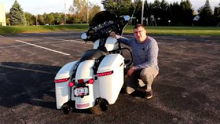 6. 2018 Harley Davidson Street Glide Special