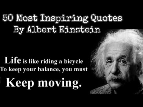 Bible quotes - Albert Einstein - 50 Most Inspiring Quotes - Beautiful Quotes