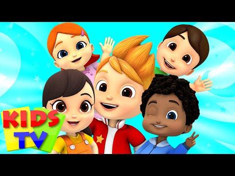 Finger Family | Boom Buddies Cartoons | Kids Shows | + More Nursery Rhymes - Kids TV