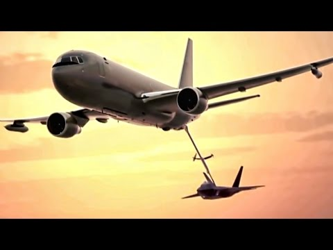 The Boeing KC-46A Pegasus is slated...