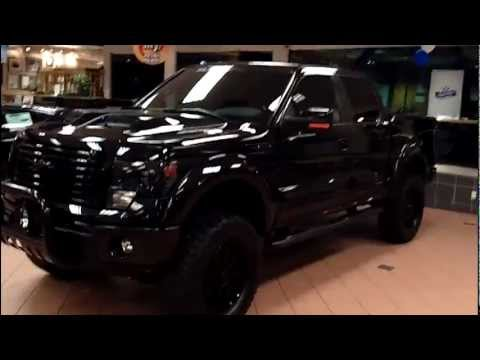 Ford F 150 Tuscany Black Ops