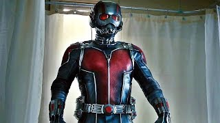 Ant Man Tries On His Suit For The First Time   Bathroom Scene   Ant Man  2015  Movie Clip Hd  1080p