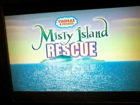 Thomas & Friends Misty Island Rescue Coming To Dvd