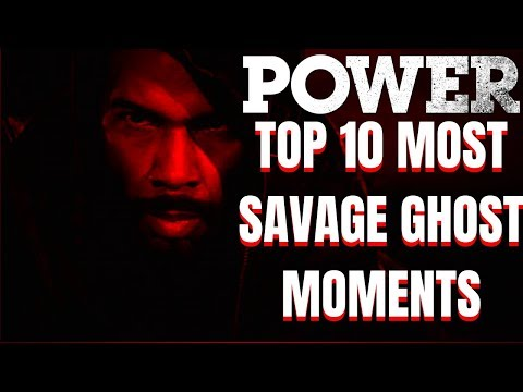 The Top 10 Most Savage Ghost Moments | Power Reaction Season 6