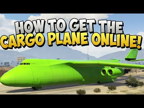 plane - GTA 5 Glitches - NEW How To Get The Cargo Plane Glitches After 1.12 In GTA 5 Online (GTA 5 Glitches) - For GTA 5 Glitches every single day, hit that red subs...