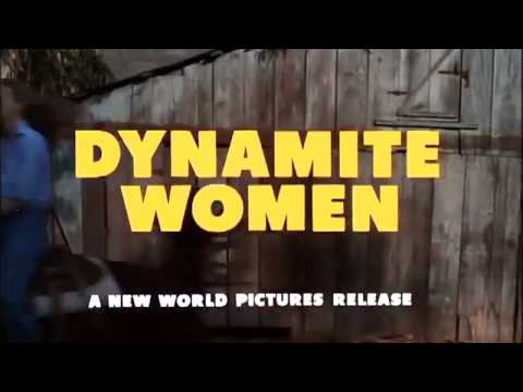 The Great Texas Dynamite Chase / Dynamite Women - Trailer #2
