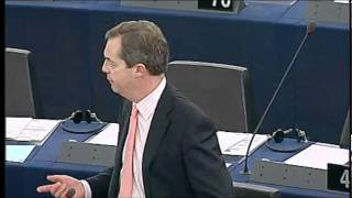 Farage: Globalist Troika Driving Greece Towards Violent Revolution.