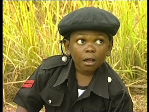 Force On The Run [Part 3] - Classic Nollywood Movie Comedy