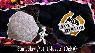 Yet It Moves (Puzzle-Platformer) Gameplay Video (von iPlayApps.de)