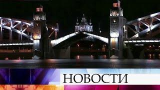 ВСанкт-Петербурге началась подготовка знаменитых разводных мостов ксезону навигации.