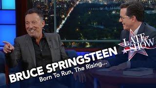 Video Bruce Springsteen Picks His Top 5 Favorite Springsteen Songs MP3, 3GP, MP4, WEBM, AVI, FLV Juli 2018