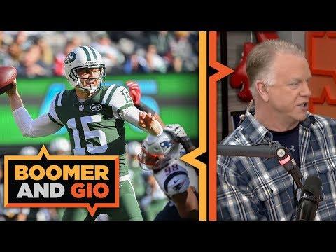 Video: Did Josh McCown EARN the starting job   Boomer & Gio