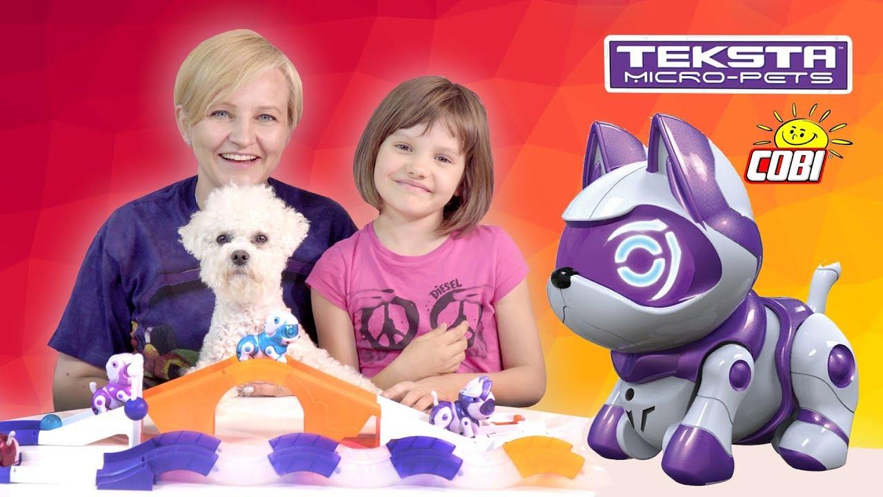 Teksta Micro Pets, Cobi