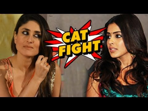 topless catfight
