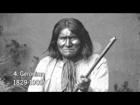 Top 8 Native American Converts to Christianity!