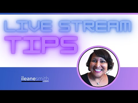 Watch '5 Live Streaming Tips and Tricks to Get You Started '