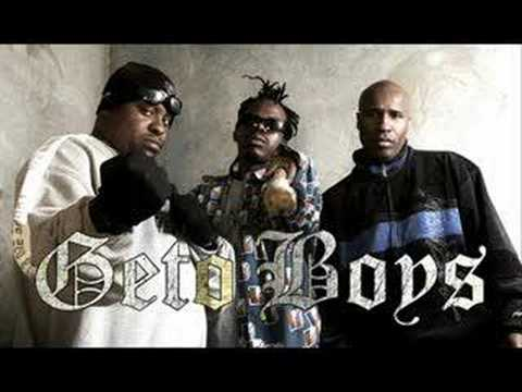 ����� Geto Boys - When It Gets Gangsta