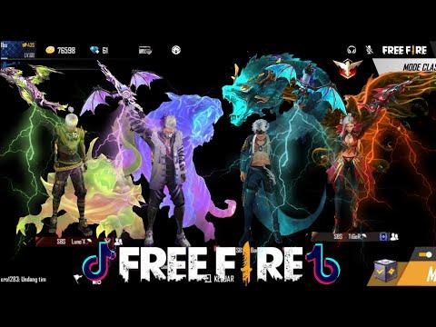 Tik Tok Free Fire ( Tik tok ff ) Mengkeren,Lucu,Bucin,Pro Awm,Bar Bar,Paling Baru 2021