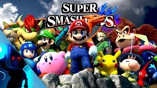 Some awesome music to play Smash to.