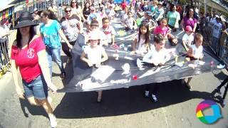 Escola Monteiro Lobato - Alvorada 49 anos