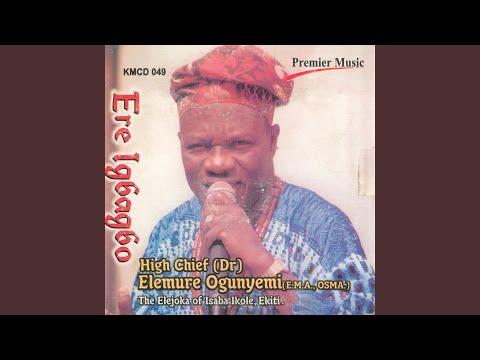 Eyerelu Of Asin (Ikole L.G.C) Ere Igbagbo Maa Rere Je O Ibanuje Aiyemora Kowe Simi Iye Omo Dide...