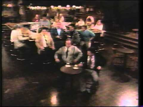 Cheers cold open Late Night with David Letterman 1993