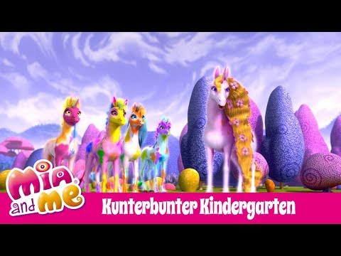Kunterbunter Einhorn-Kindergarten - Mia and me - Staffel 3