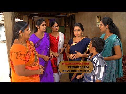 Nadhaswaram 29-11-2014   Sun Tv Tamil Serial