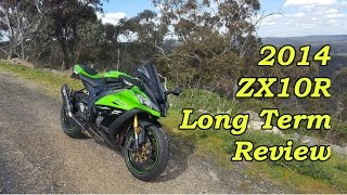 4. 2014 ZX10R Long Term Review