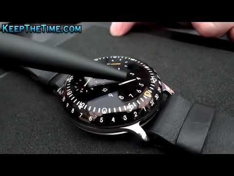 RESSENCE Type 3 Watch   Hands On Demonstration Video