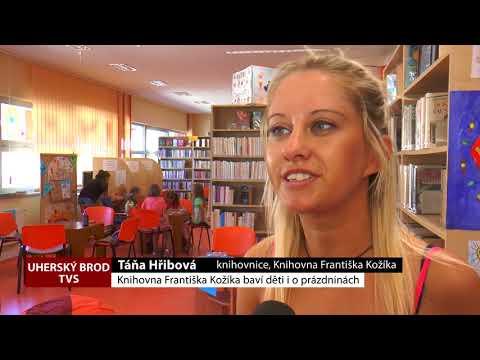 TVS: Uherský Brod 21. 7. 2018