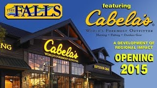 Bristol (VA) United States  city pictures gallery : The Falls, Bristol VA - Cabela's Opening 2015