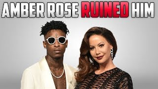 Video Did Amber Rose RUIN 21 Savage? MP3, 3GP, MP4, WEBM, AVI, FLV Maret 2018