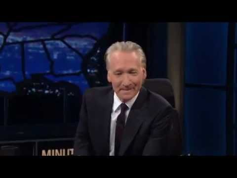 Bill Maher Demystifies Socialism & Compares the American Model with the European Model
