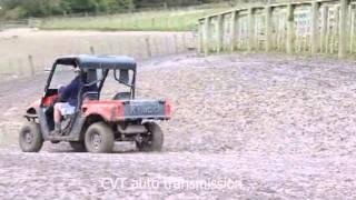 7. Kymco UXV 500