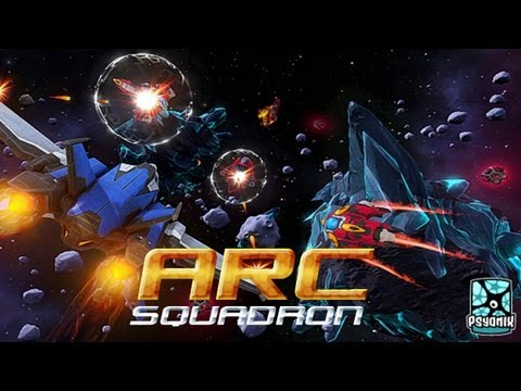 Arc Squadron Developer Trailer