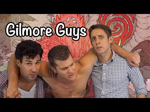 """Gilmore Guys- Season 1 - Episode 5 """"Like a Brat Out of Hell"""" (Gilmore Girls Parody) S01E05"""