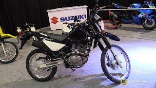 4. 2014 Suzuki DR-200S - Walkaround - 2014 St Hyacinthe ATV show