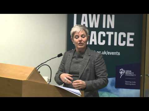 Catherine Dixon - CEO of the Law Society, England & Wales