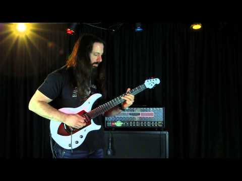 "John Petrucci creates ""J-loo-P"" for Ditto X2"