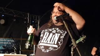 Video RAiN - Křest CD Maska Lubošem Suchánkem (Komunál) + Déšť