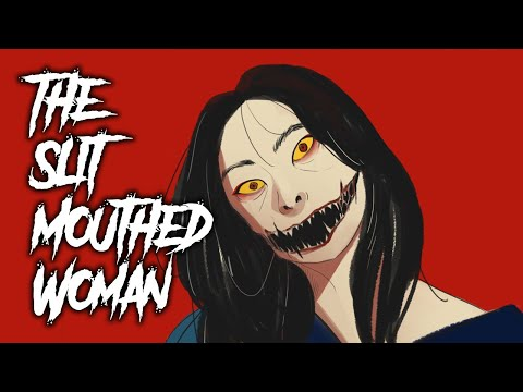 Kuchisake Onna - The Slit Mouthed Woman -Japanese Urban Myths Series E3- Scary Horror Story Animated