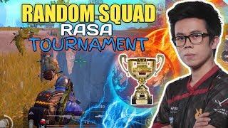 Video RANDOM SQUAD RASA TOURNAMENT !!! - PUBG MOBILE INDONESIA MP3, 3GP, MP4, WEBM, AVI, FLV Mei 2019