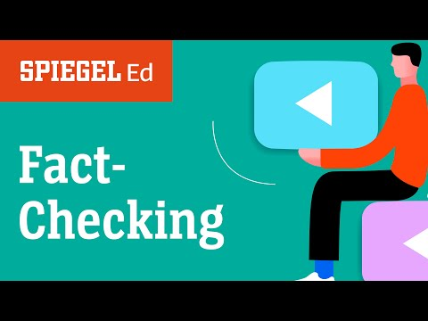 Wie funktioniert Fact-Checking?
