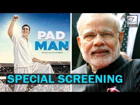 Akshay Kumar To Host Special Screening Of Pad Man